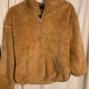 Forever 21 fuzzy sweater